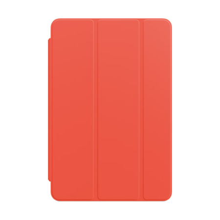 Smart Cover iPad mini 5 naranja eléctrico