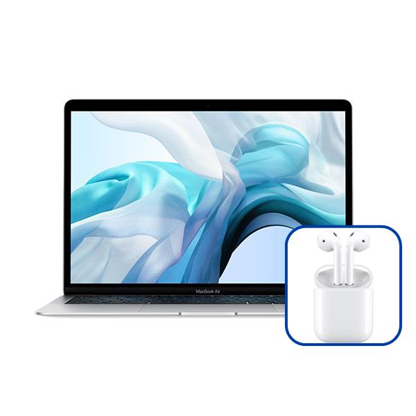 MacBook Air con AirPods gratis
