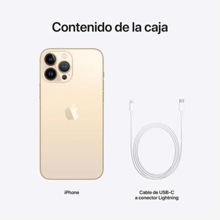 iPhone 13 Pro Max Dorado