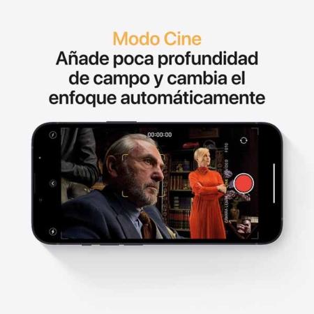 iPhone 13 mini Medianoche