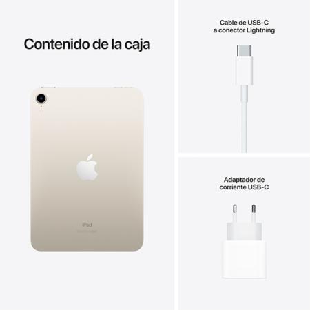 iPad mini (6ª gen) 2021 Wifi Blanco