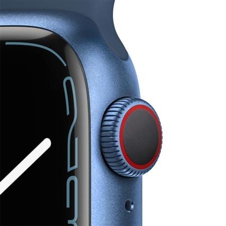 Apple Watch Series 7 Aluminio Cell Azul