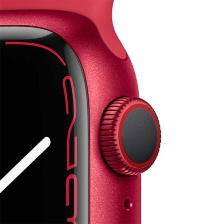 Apple Watch Series 7 Aluminio Cell Rojo
