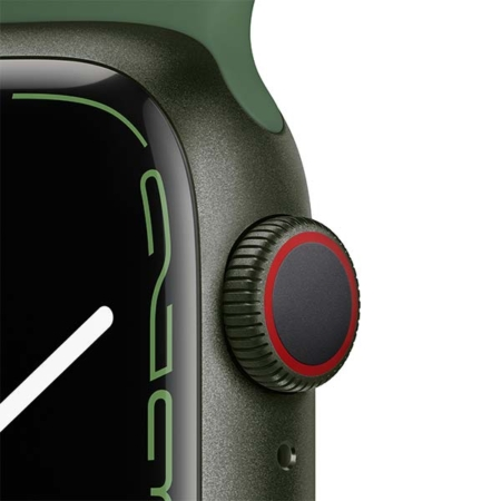 Apple Watch Series 7 Aluminio Cell verde