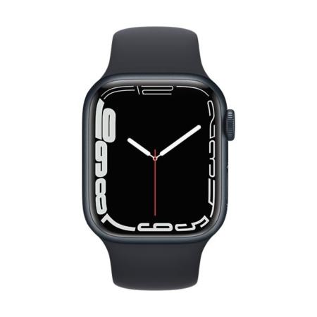 Apple Watch Series 7 aluminio cell medianoche con correa deportiva medianoche