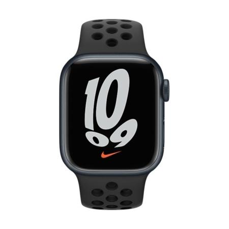 Apple Watch Series 7 Nike Medianoche